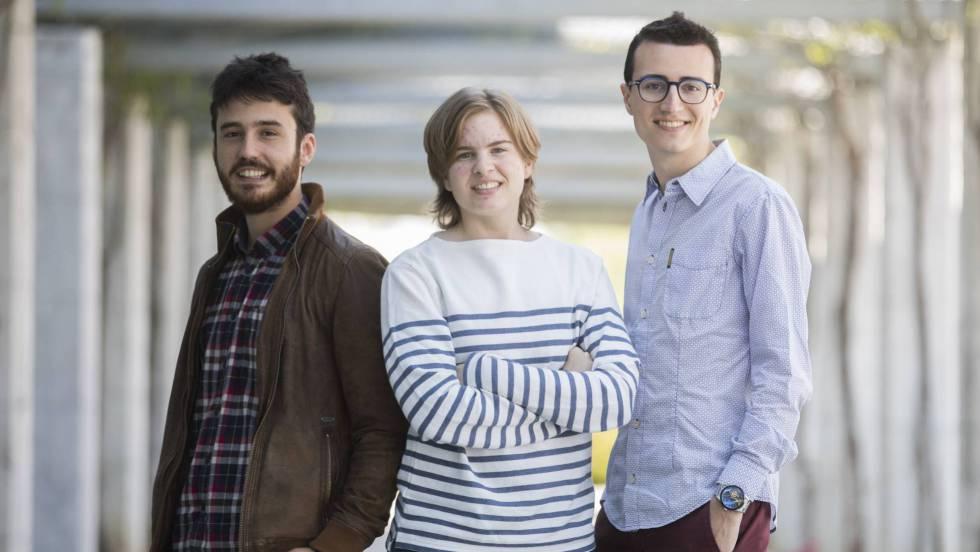 Tres españoles en la élite de la innovación educativa