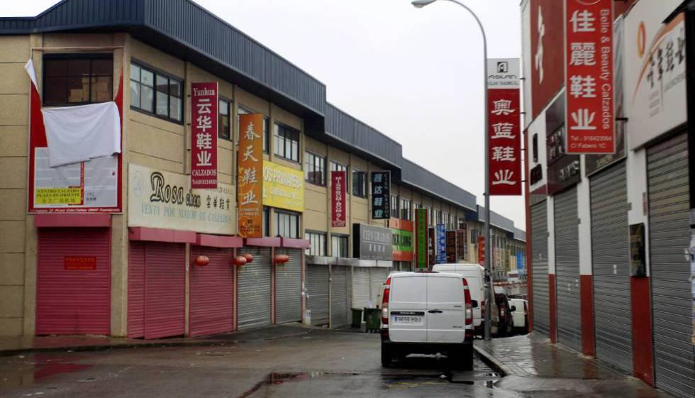 macrooperaci n de la agencia tributaria contra distribuidores chinos econom a el pa s. Black Bedroom Furniture Sets. Home Design Ideas