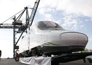 Spanish bullet train to Mecca hits speed of 330km/h in speed trial run