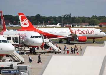El declive de Air Berlin