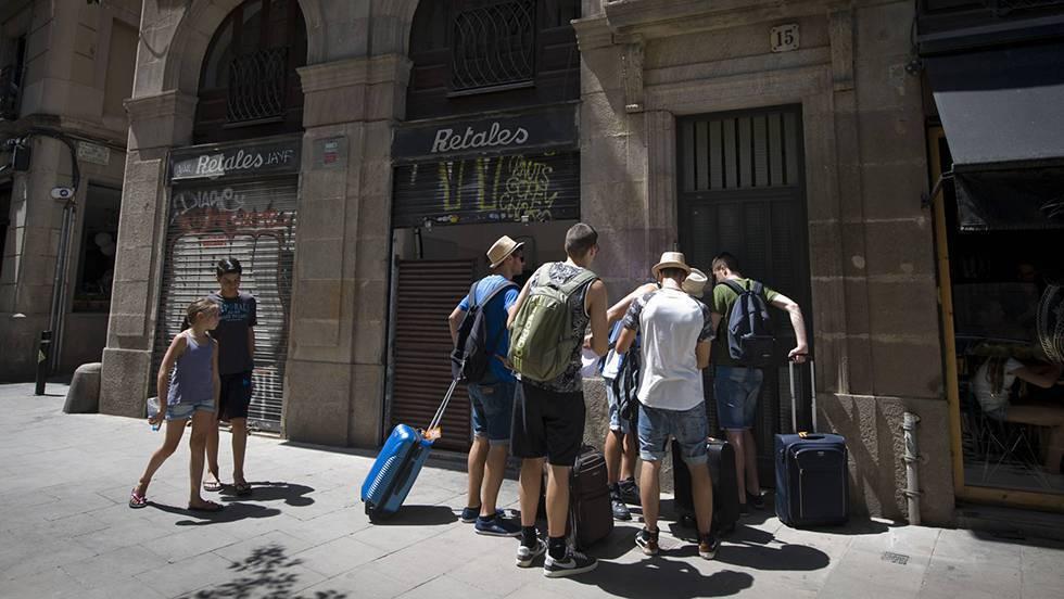 Los usuarios de pisos tur sticos en espa a crecieron un 14 for Pisos turisticos madrid