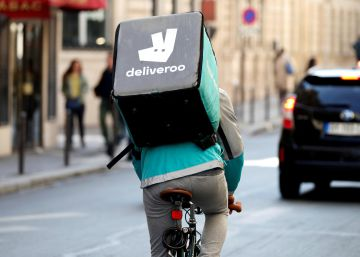 Food delivery firm Deliveroo facing €1.3m Social Security bill over work contracts