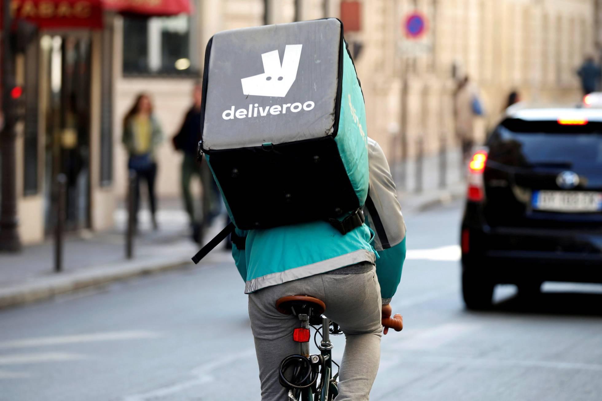 La Inspección de Trabajo reclama a Deliveroo 1,3 millones de euros por sus falsos autónomos en Barcelona