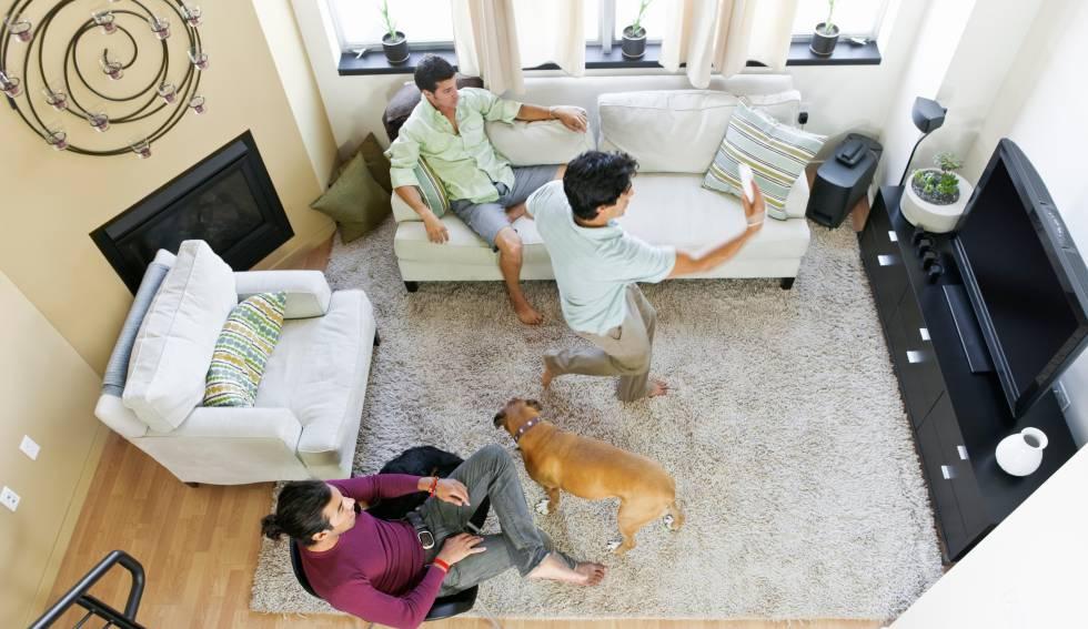 La demanda de pisos compartidos busca wifi, aire acondicionado, calefacción y ascensor.