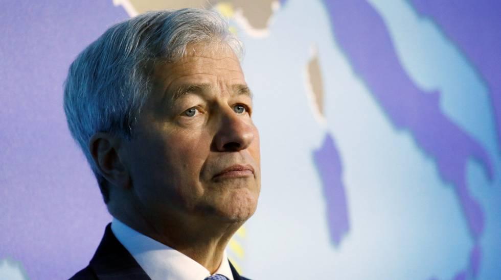 James Dimon, consejero delegado de JPMorgan Chase