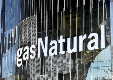 Gas Natural reduce su beneficio un 14,7% hasta los 550 millones