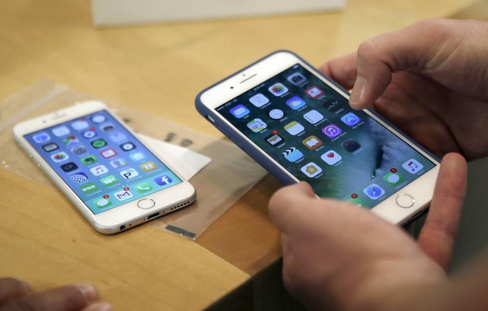 352a67491b4 Apple ha vendido más de 1.200 millones de iPhones desde su lanzamiento hace  10 años.