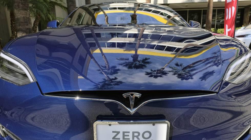 1caafb80701e El Corte Inglés estrena una tienda temporal de Tesla en Lisboa y ...