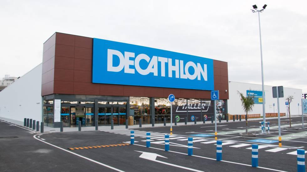 decathlon refuerza su vuelta al centro con tres tiendas