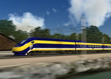 Renfe submits bid to help build first high-speed rail line in the US