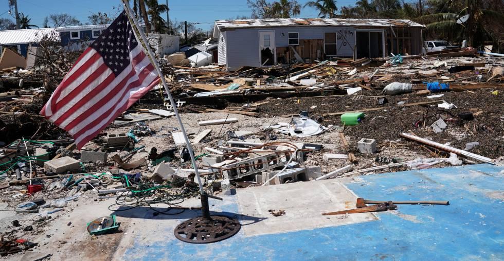 La inesperada resaca del desastre natural | Economía | EL PAÍS