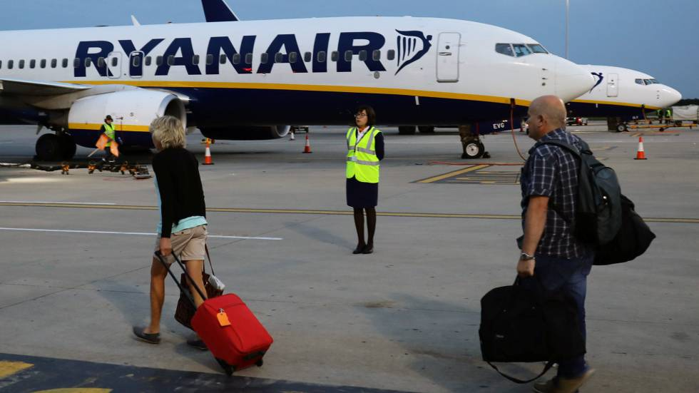 Ryanair this week announced thousands of cancelled flights.