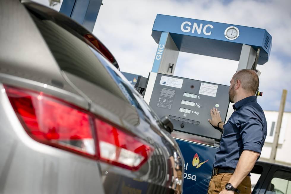 Por qué vas a acabar comprándote un coche a gas   Economía   EL PAÍS
