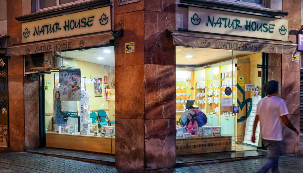 Naturhouse has moved its headquarters to Madrid.