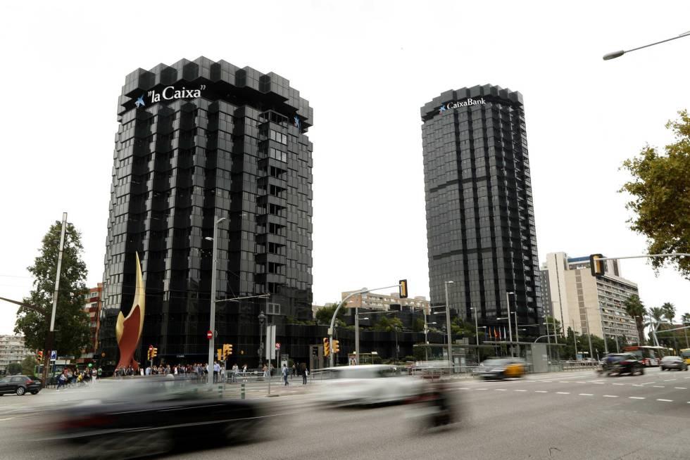 El consejo de caixabank decide trasladar la sede de for Avenida diagonal 621