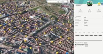 Control de seguimiento del servicio de la plataforma Smartwaste.