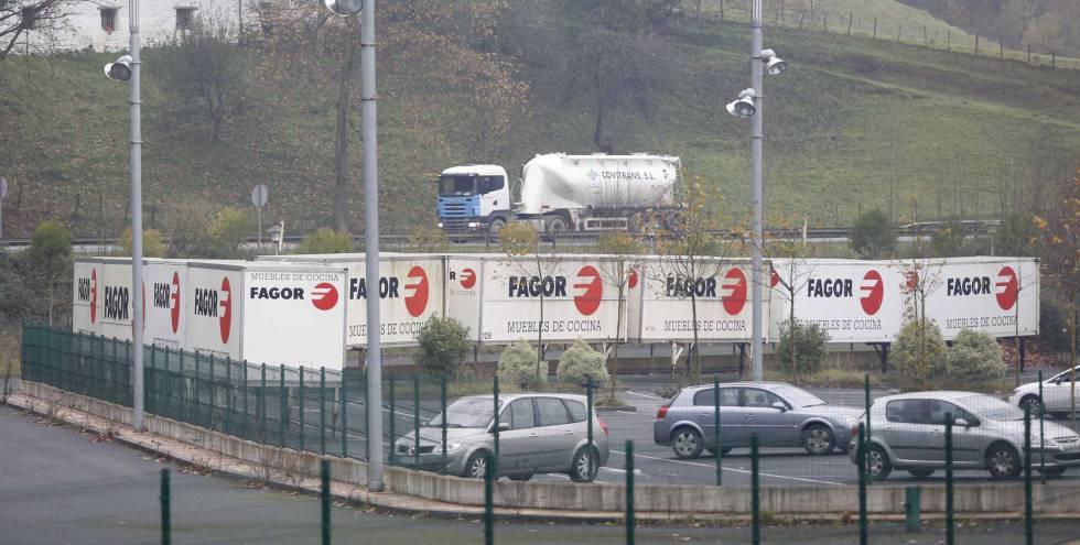 La antigua Fagor despedirá a 145 empleados y se coloca al borde de ...