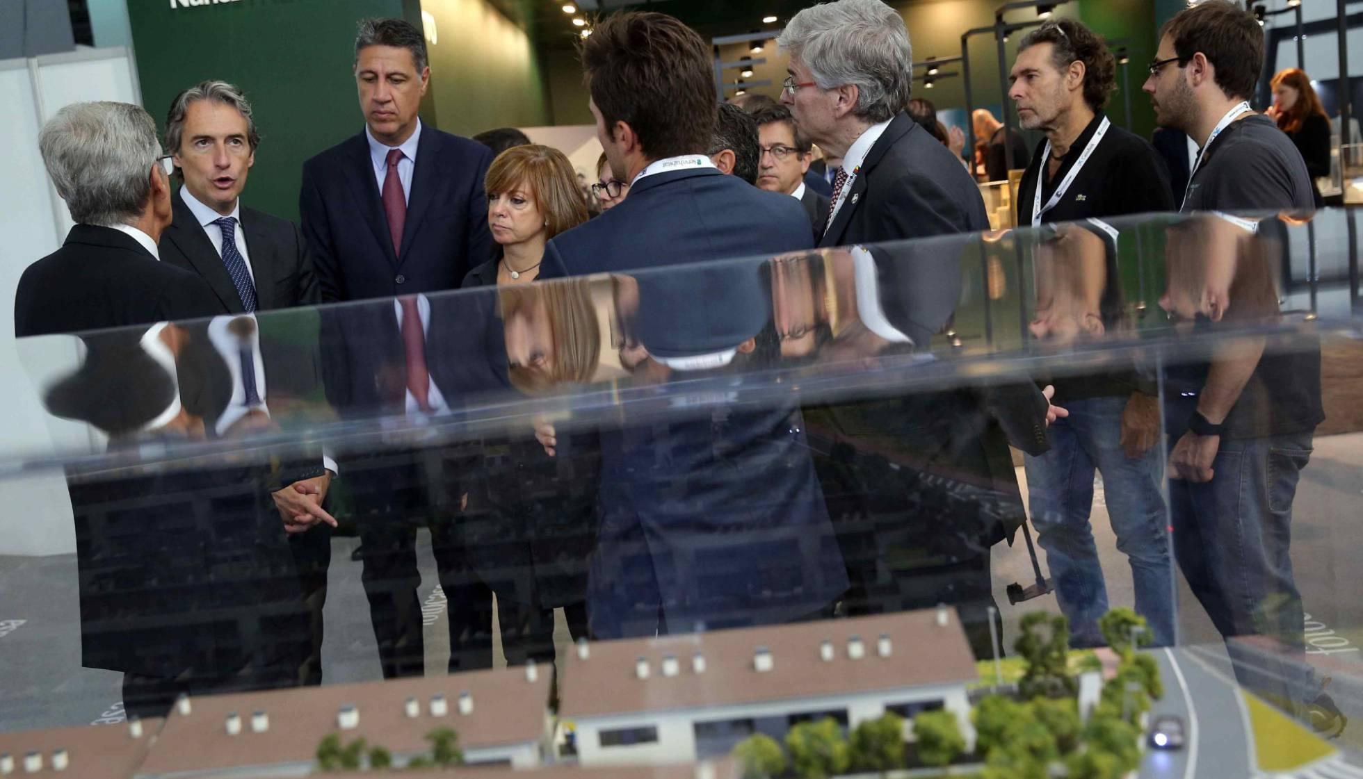 """De la Serna, sobre la crisis en Cataluña: """"El sector inmobiliario está asustado"""""""