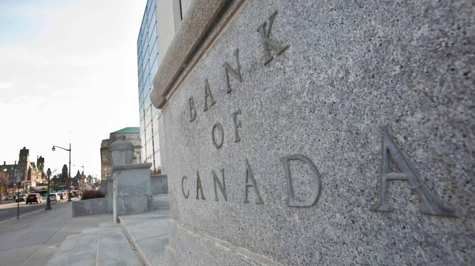 Sede del Banco Central de Canadá en Ottawa