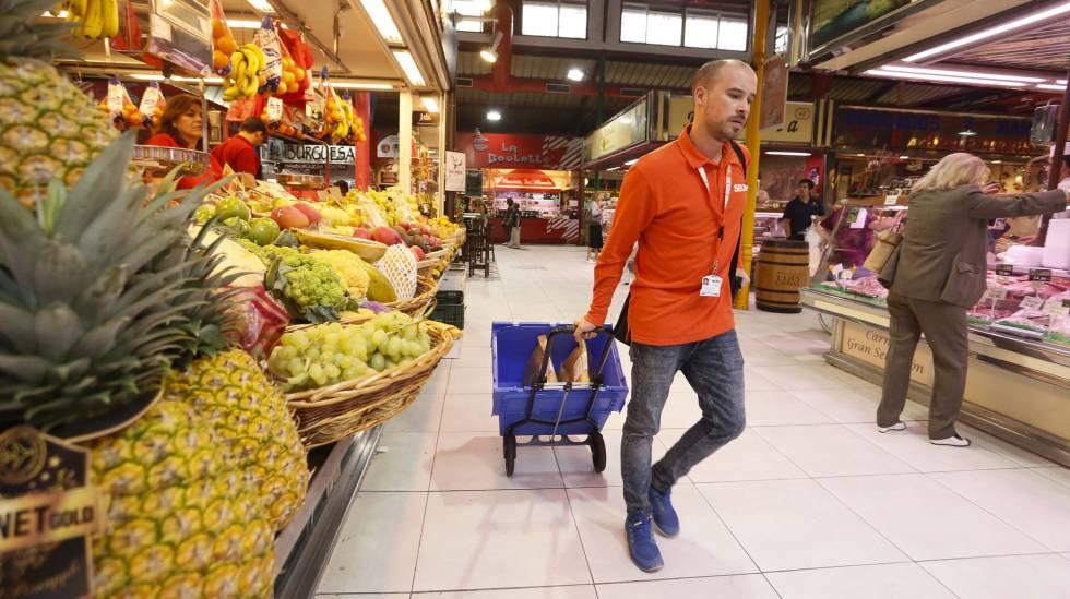 SupermercadoEconomía No El Aún Comercio Electrónico Llega Al FJ1KlcT