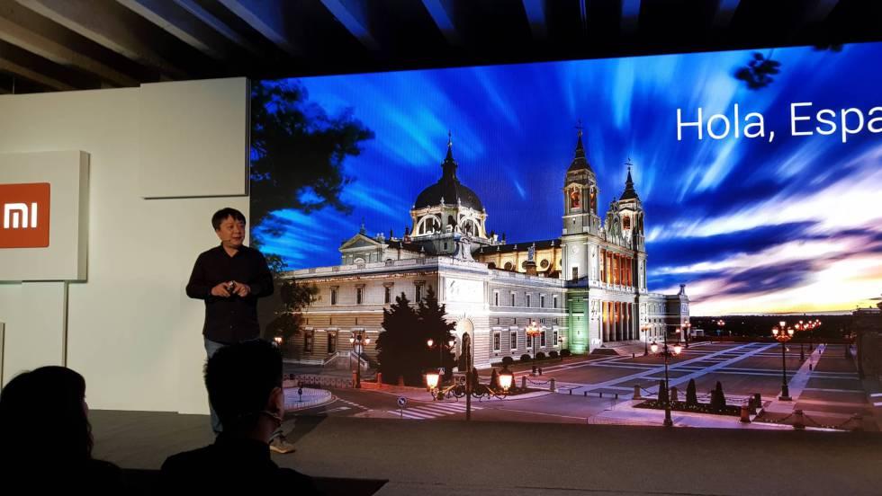 Xiaomi trae sus móviles a España y estrena tiendas tras arrasar en China