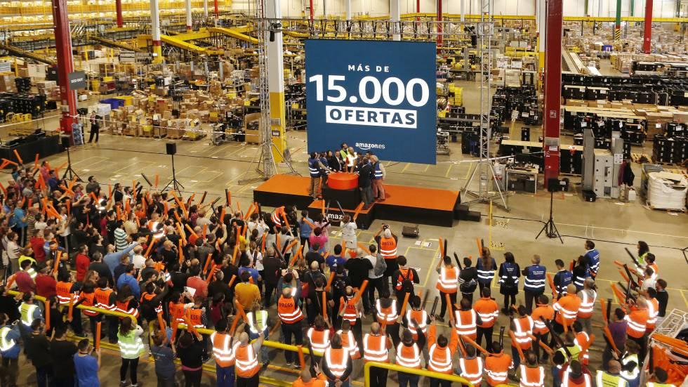 Amazon alarga dos semanas el black friday del 2017 for Mesas de centro black friday