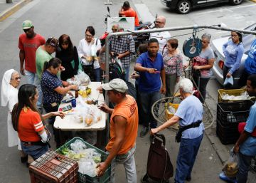 Venezuelans going to bed hungry as food crisis deepens