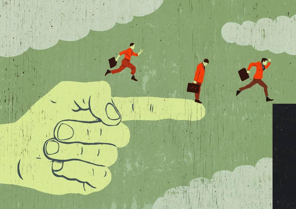 El poder empresarial que transforma la sociedad | Economía | EL PAÍS