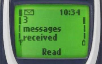 El amargo cuarto de siglo de los SMS