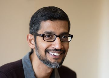 "Google's Sundar Pichai: ""We are worried about political meddling"""