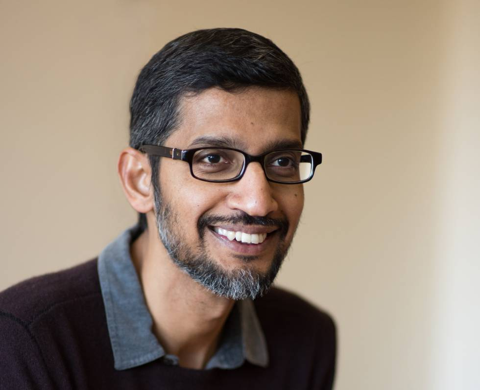 Image result for sundar pichai""