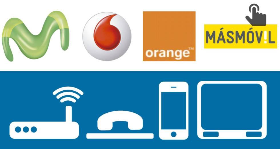 c6620913bee Los paquetes convergentes incluyen teléfono e Internet fijo y móvil y  televisión.