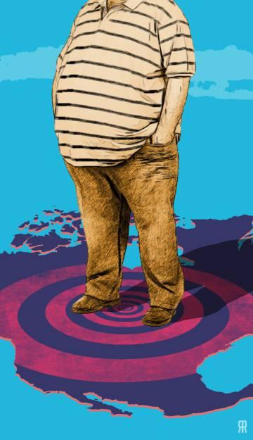 causas y consecuencias de la obesidad y sobrepeso en la adolescencia