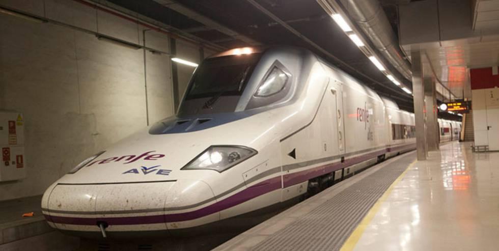 Renfe AVE Madrid Barcelona
