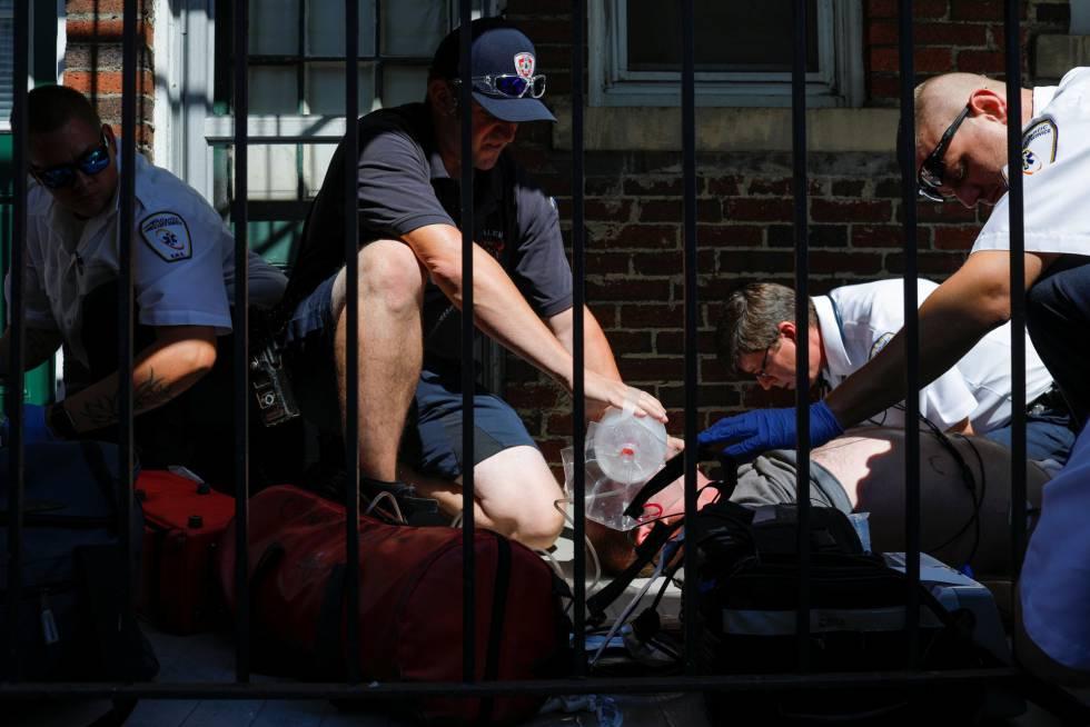 A crise dos opiáceos: veneno para a economia norte-americana