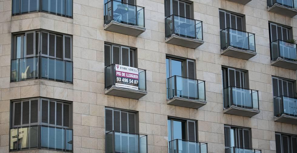 La vivienda en alquiler se desinfla en barcelona donde - Idealista compartir piso barcelona ...