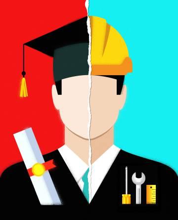 Por qué en Alemania puedes conseguir un buen trabajo sin ir a la Universidad