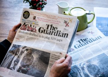'The Guardian' cambia al formato tabloide para reducir costes