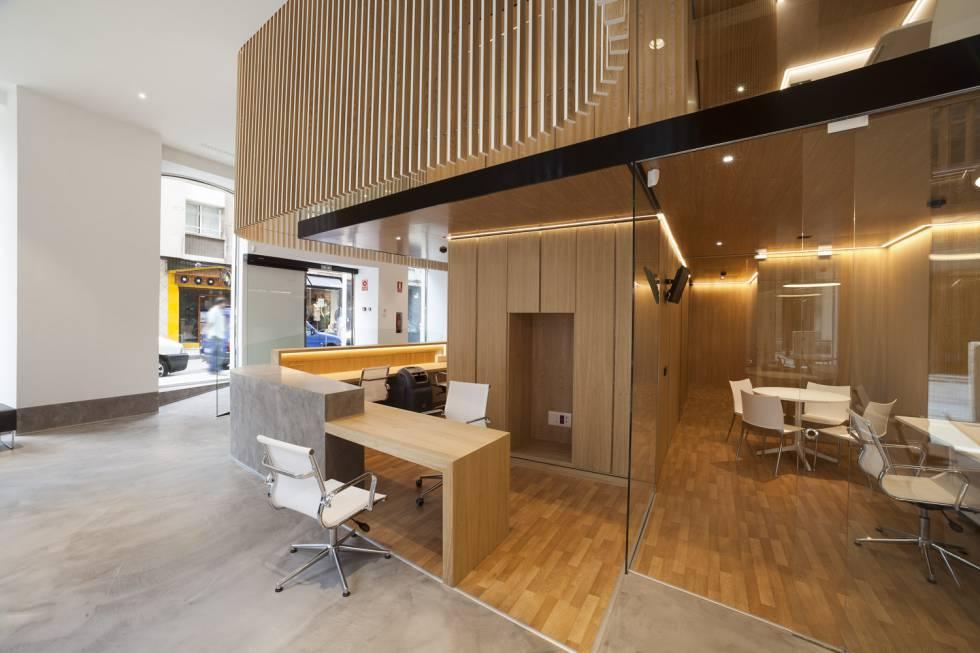 Arquia banca la caja de arquitectos culmina la compra de for Oficina de la vivienda gijon