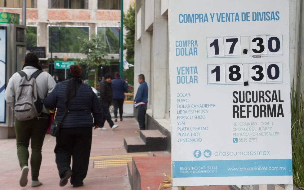 33b57a01e733 Las remesas hacia México baten su máximo histórico en 2017 ...