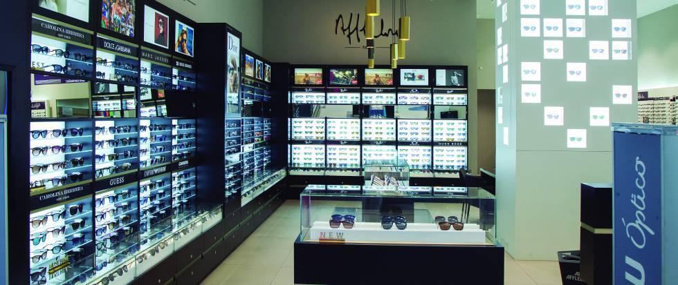 a740175e50 Tienda reformada según un nuevo concepto comercial de Afflelou.