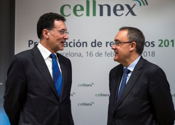 El beneficio de Cellnex cae un 17,5% en 2017 tras invertir 1.200 millones