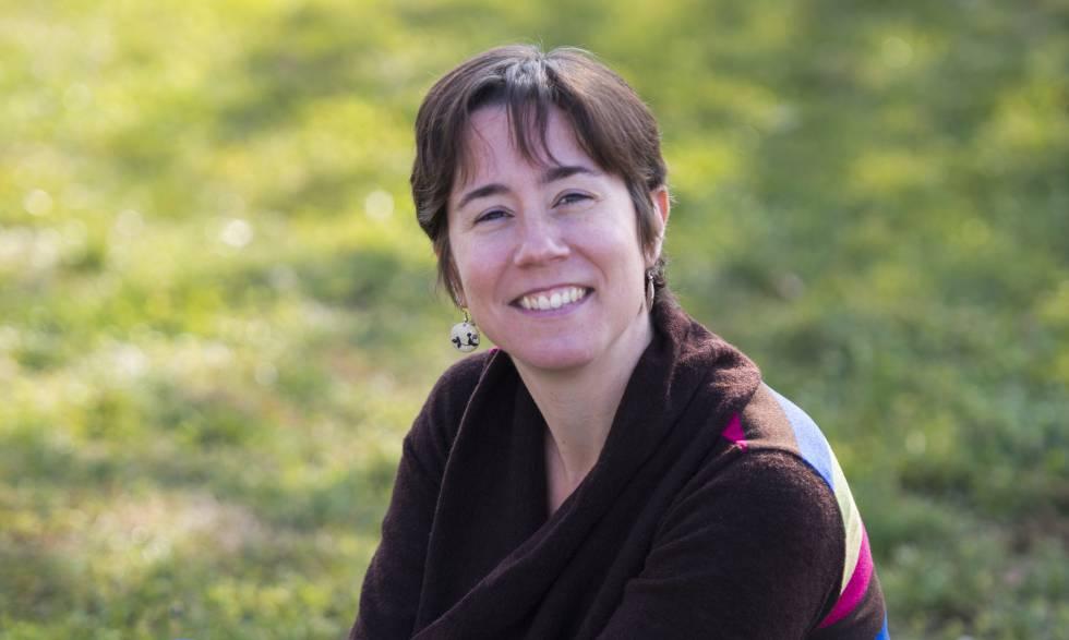 La neurocientífica Anna Carballo.