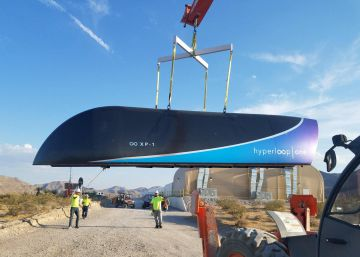 First European Virgin hyperloop test center to open in Andalusia