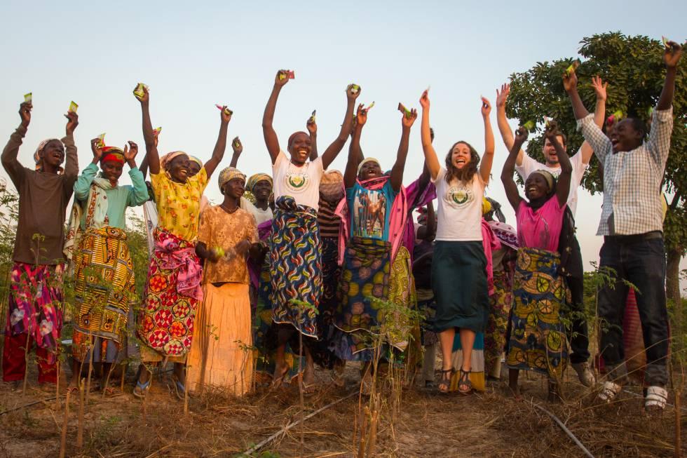 Mujeres Agricultura Emprendimiento