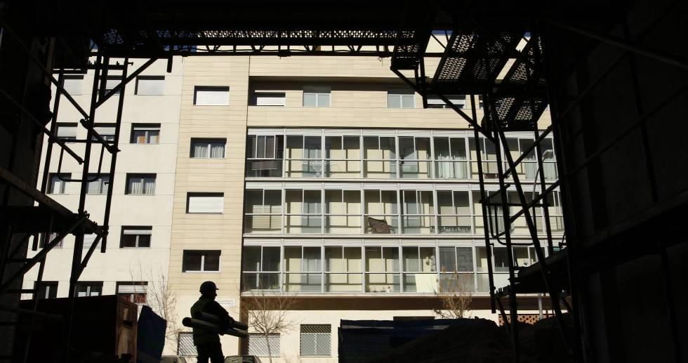 La compra de viviendas se disparó un 23,1% en enero.
