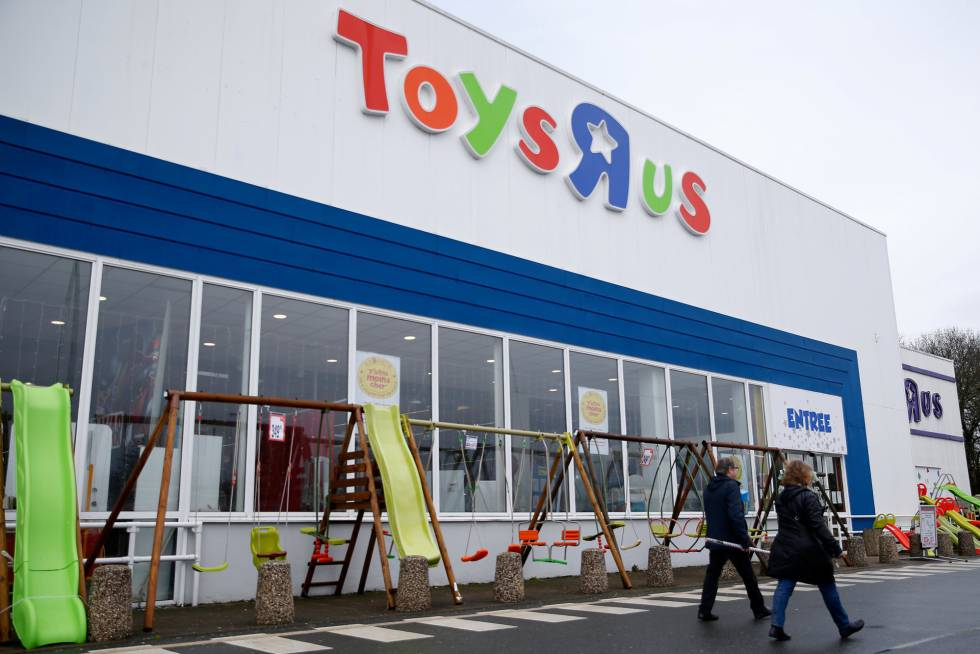La Crisis De Toys R Us La Filial Duena De Los Edificios En Espana