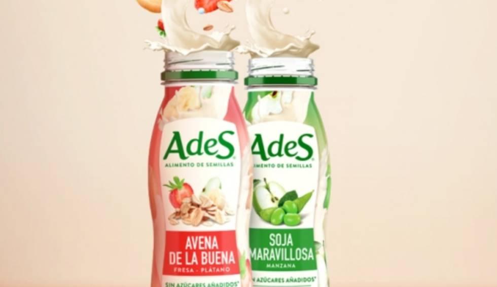 Coca-Cola entra en el mercado de las bebidas ecológicas y vegetales