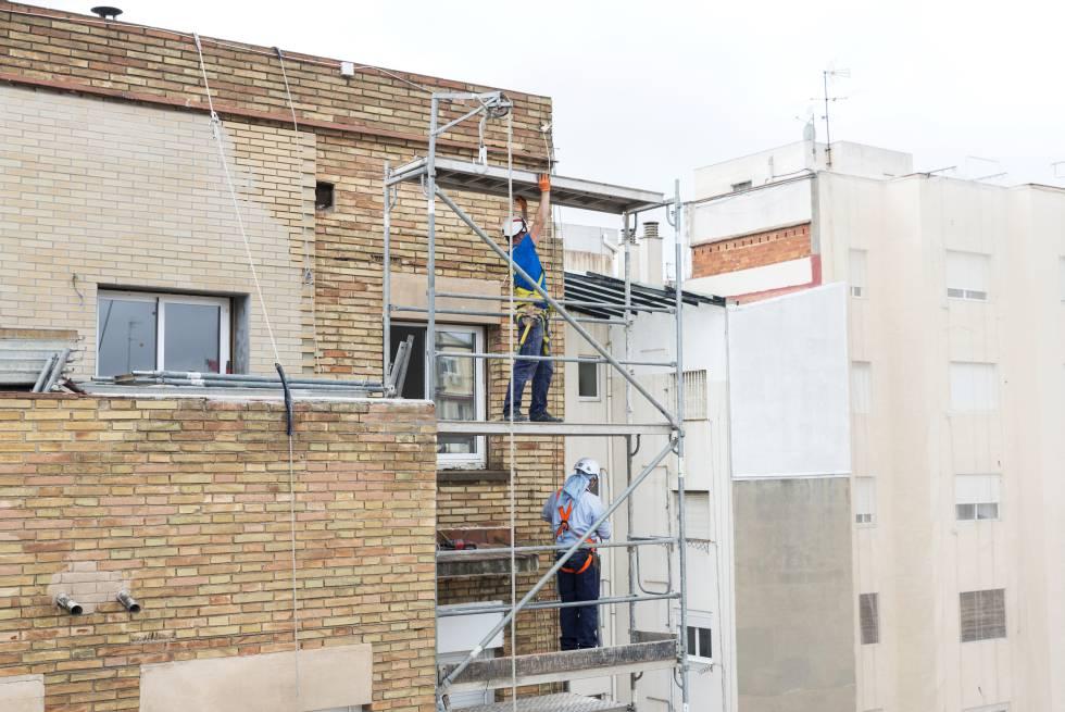 Nuevas ayudas para reformar la casa econom a el pa s - Rehabilitacion de casas ...