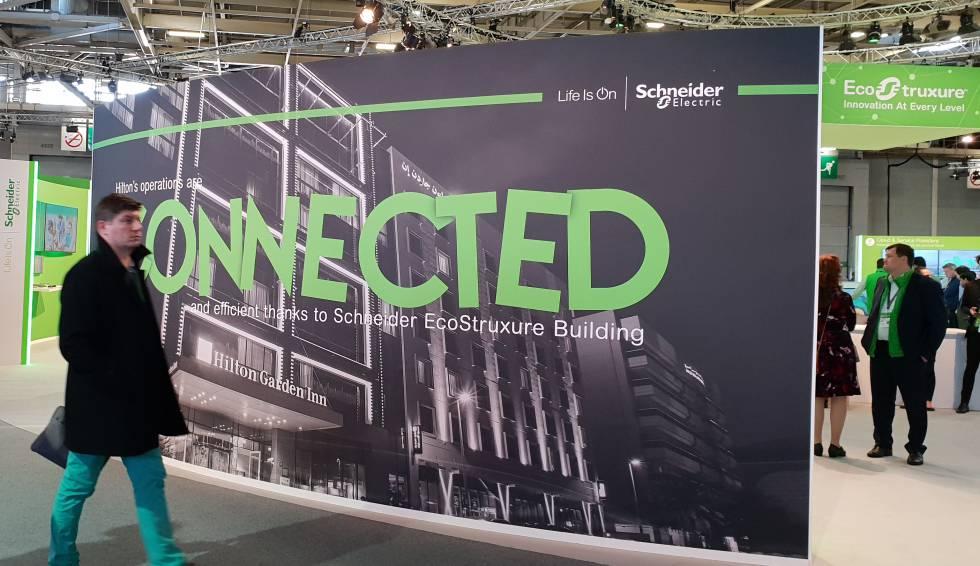 Innovation Summit Paris de Schneider Electrric.